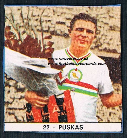 1971 Puskas by Monello Italy